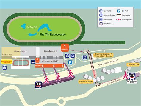 Floor Plan Layout Online sha tin racecourse go racing racecourses