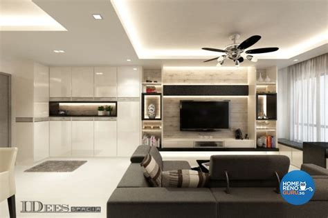 living room packages with free tv 3 room bto renovation package hdb renovation
