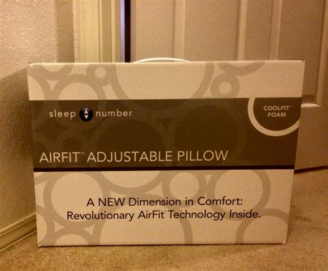 Sleep Number Cool Fit Pillow by Sleep Number Coolfit Foam Pillow Review