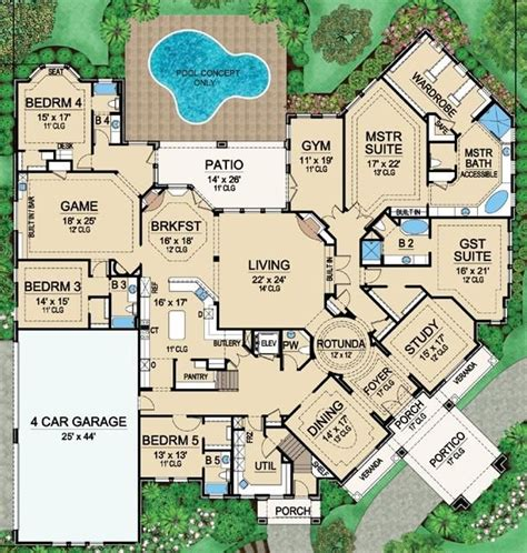 dream home plans luxury 25 best ideas about dream house plans on pinterest