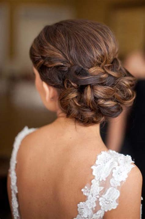 30 beautiful bridal hairstyles snaps