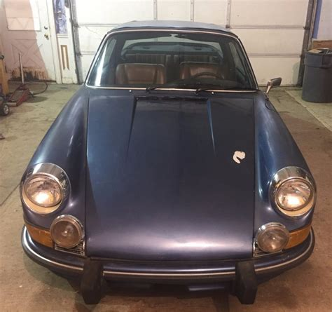 Matching For Sale 1973 Porsche 911s Targa Matching Numbers For Sale