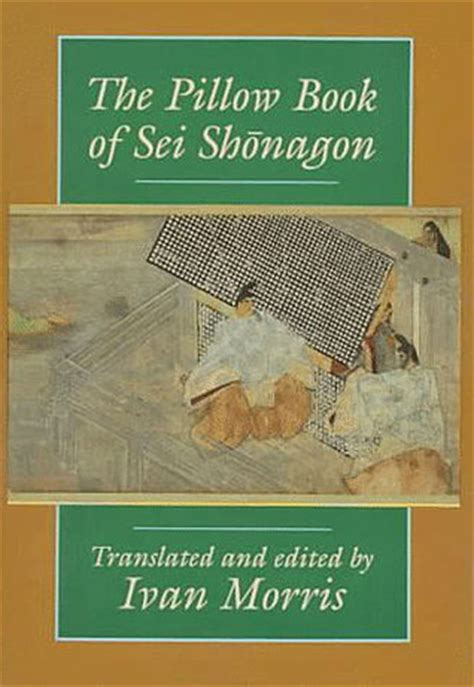 the pillow book by sei shōnagon reviews discussion
