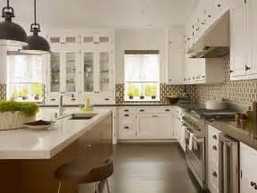 white kitchen cabinet hardware ideas 整体厨房效果图 土巴兔装修效果图