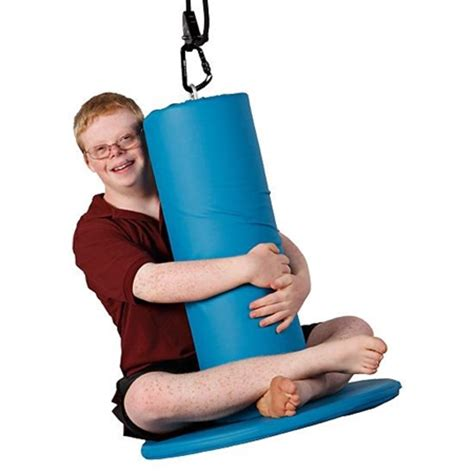 sensory integration swings flaghouse adjustable angle swing kids special needs