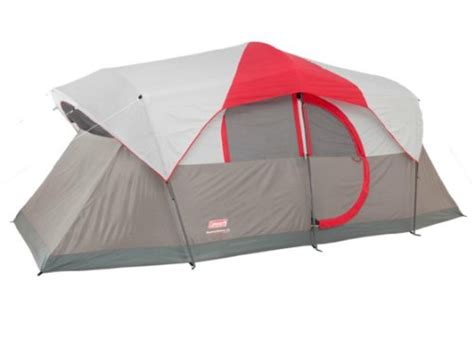 tent with lights built in coleman weathermaster 10 person tent with built in fan and
