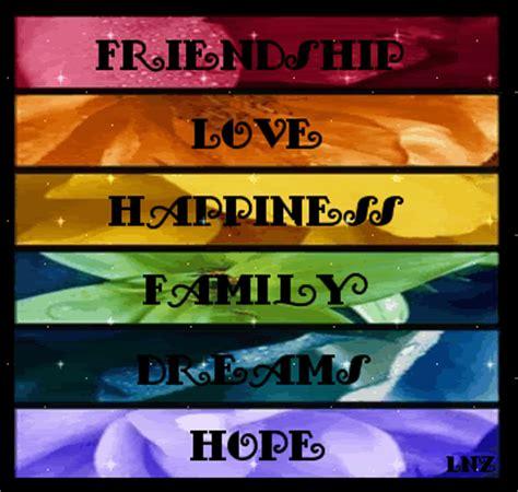 friendship color friendship bright colors photo 20582075 fanpop
