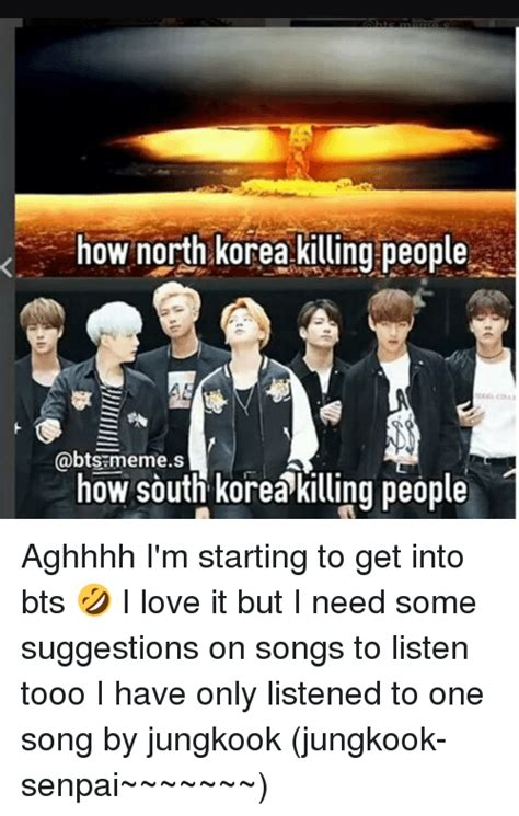 North Korea South Korea Meme - how north korea killing people meme s how south korea killing people aghhhh i m starting to get