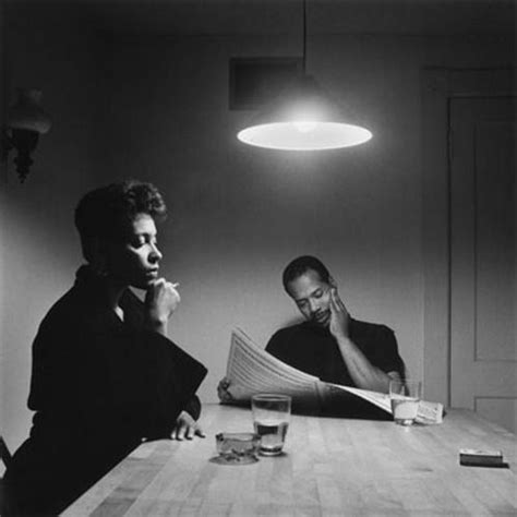 Carrie Mae Weems Kitchen Table by How Civil Rights Photographer Gordon Parks Inspired A New