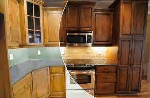 renew kitchen cabinets refacing refinishing n hance wood renewal giving back to military families