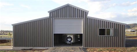 Colour Shed by Sheds Colorbond 174 Steel