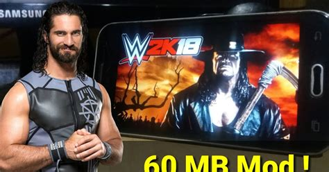 download game wwe mod apk wwe 2k18 for android mod apk data download