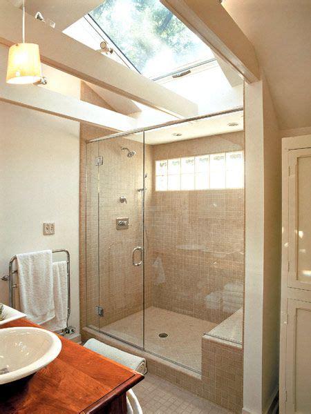 doors between kitchen and bathroom attic bathroom skylight between rafters bathrooms