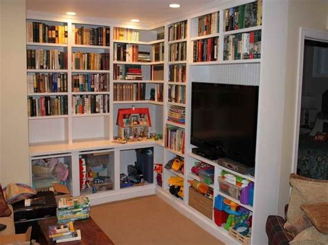28 Best Images About Build Built In Bookcases On Pinterest How To Build Built In Bookshelves