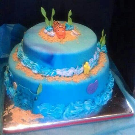 Nemo Baby Shower Cake by Finding Nemo Cake Ideas And Designs