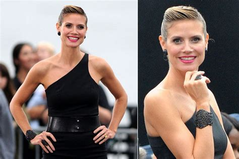 Found Heidi Klums Clover Earrings On Project Runway by Heidi Klum Debuts New Qvc Jewelry Line On Project Runway