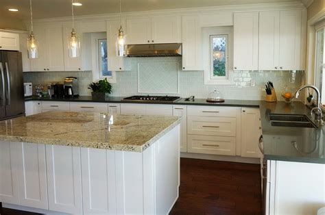 White Shaker Kitchen Cabinets by Cabinet City White Shaker Rta Cabinets