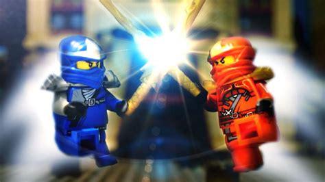 Lego Ninjago Vs ninjago stop motion vs 樂高忍者動畫