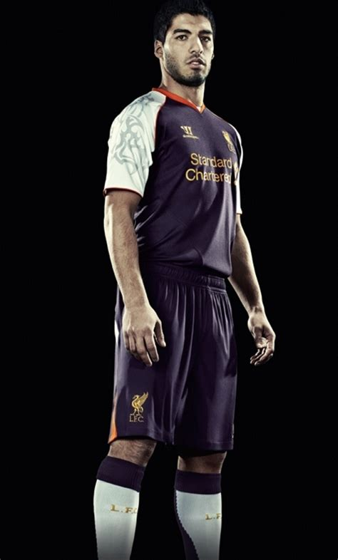 Jersey Liverpool Third 2012 2013 new liverpool third kit 12 13 warrior sports liverpool