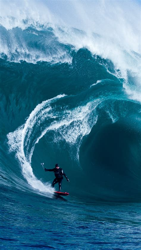 wallpaper surfing man sports ocean wave sport
