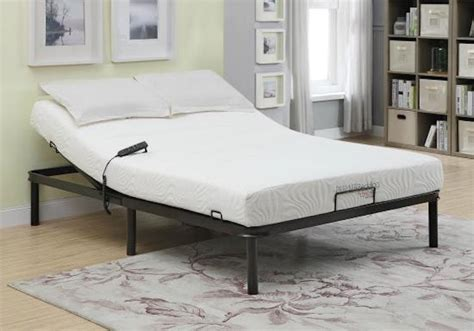 350044ke stanhope eastern king adjustable bed base by coaster wired