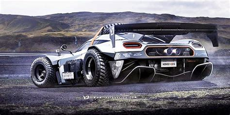 koenigsegg road the yasid design koenigsegg one 1 is an road 4x4 hypercar