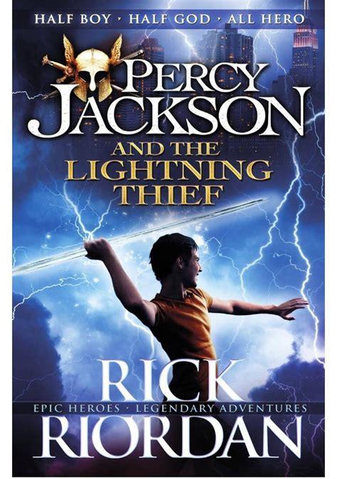 the lighting thief percy jackson books posot class