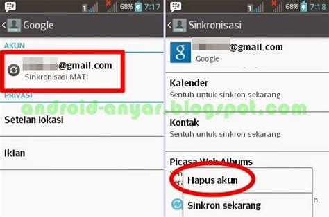 cara membuat akun gmail baru pada android cara buat email gmail baru di android