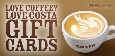 Coffee Gift Cards - costa coffee gift cards a mother s day gift to perk her up mother distracted
