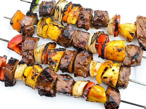 Kebab Balifood teriyaki beef kebabs recipe serious eats