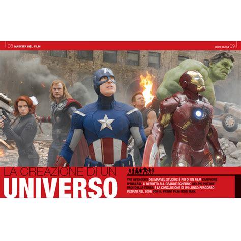 film marvel programmazione marvel movie collection supereroi dei fumetti eaglemoss
