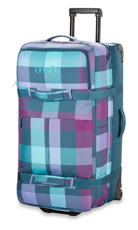 dakine bag dakine luggage womens split roller 65l travel bag