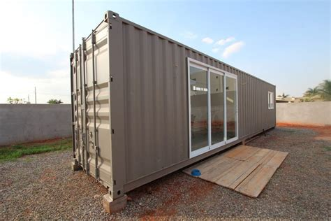 container casa casa de container hc de 40 p 233 s miranda container