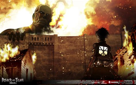 Attack On Titan 3 attack on titan madman entertainment