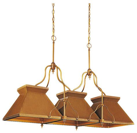 Antique Brass Kitchen Island Lighting Edwardian Kitchen Island Pendant With Antique Brass Patina Traditional Pendant Lighting By
