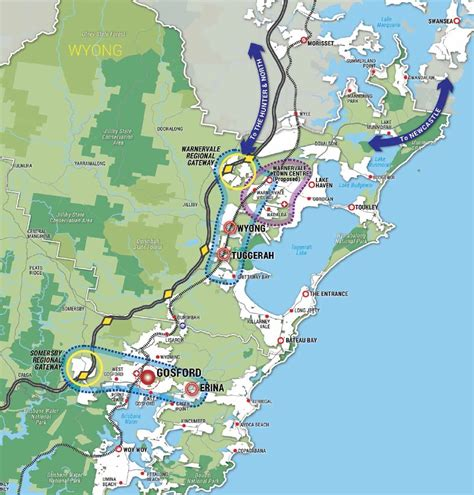 map of nsw central coast why the central coast is still a market nsw dpn