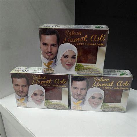 Sabun Gamat sabun gamat asli herbacinta