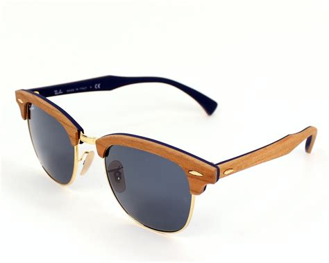 Frame Rayban Rayban Club Master Premium 3 ban sunglasses rb 3016 m 1180 r5 buy now and save 9 visio net co uk