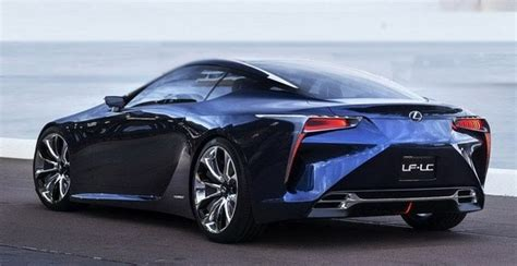 Lexus Lf Lc Price 2017 Lexus Lf Lc Price And Release Date 2018 Cars Reviews