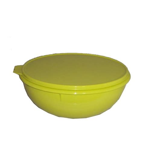 Tupperware Mix Bowl tupperware green fix n mix bowl 26 pieces buy at best price in india snapdeal