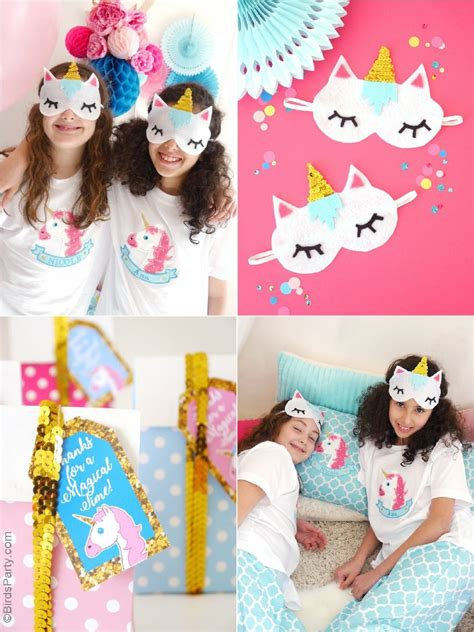 Full Home Decoration Games by My Daughter S Unicorn Birthday Slumber Party Party Ideas