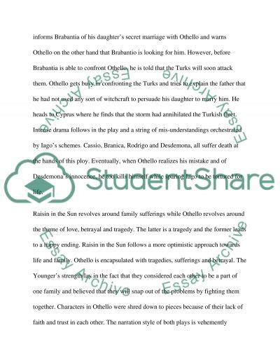 A Raisin In The Sun Essays by A Raisin In The Sun Essay Exle Topics And Well Written Essays 1000 Words