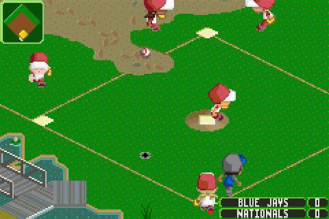 backyard baseball gba backyard baseball 2006 download game gamefabrique