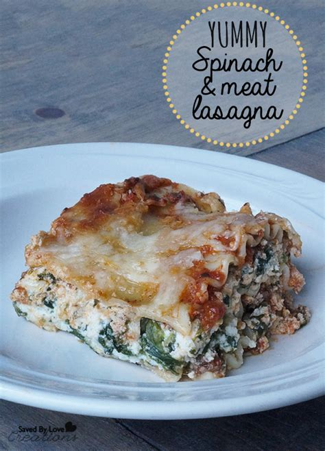 lasagna recipe without cottage cheese delicious spinach lasagna recipe