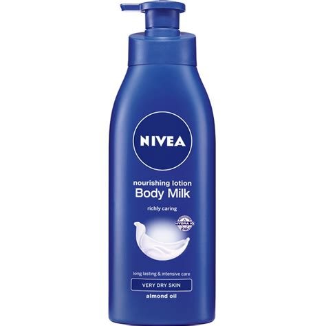 Nivea Nourishing nivea nourishing lotion milk richly caring