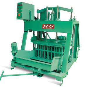 cement blocks making machine sbs105
