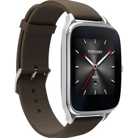 Smartwatch Asus Zenwatch 2 Asus Zenwatch 2 Android Wear Smartwatch Wi501q Sr Bw B H Photo