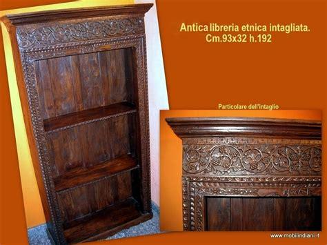 libreria antica roma foto libreria indiana antica de mobili etnici 113728