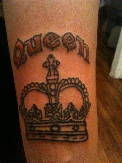queen tattoo designs 12 word tattoos
