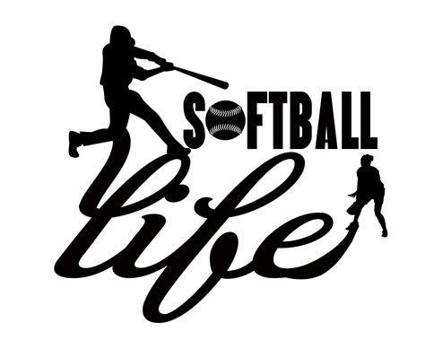 The Free by Free Softball Svg File Free Svg Files